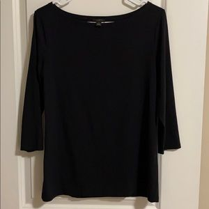 Ann Taylor Boatneck Top